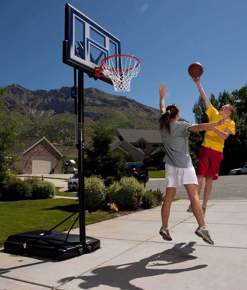 Lifetime 51550 basketball hoop review