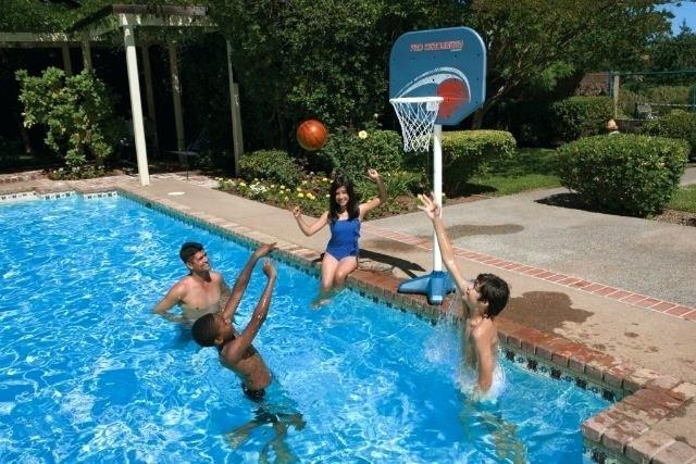 Best Pool Basketball Hoops in 2019 [Latest Pick ...