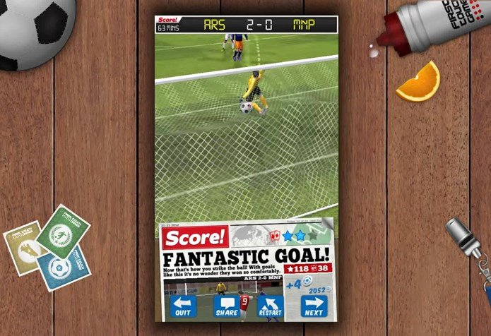 best soccer games for smartphone in 2020